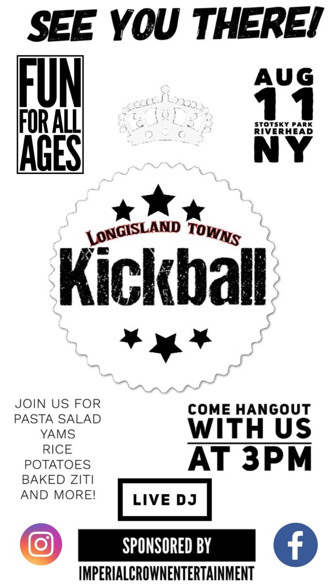 aug 11 kickball